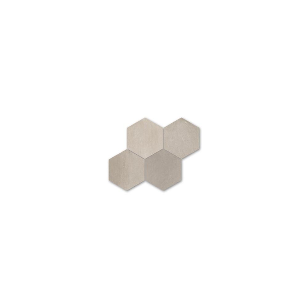 Malla Hexagono Derby Vison плочки на Roca за баня 30 х 30