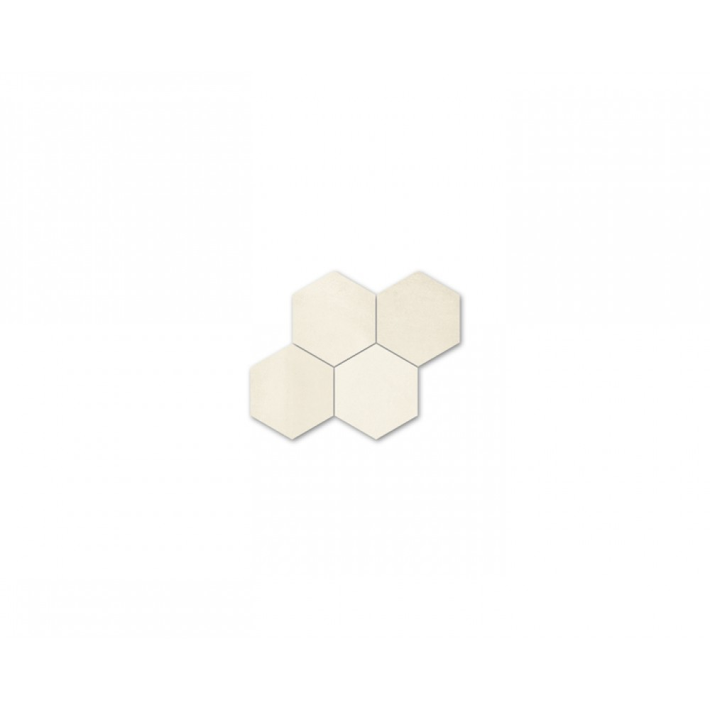 Malla Hexagono Derby Beige плочки на Roca за баня 30 х 30
