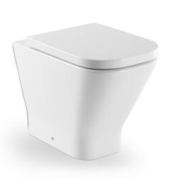 THE GAP стояща тоалетна за високо казанче със седалка и капак