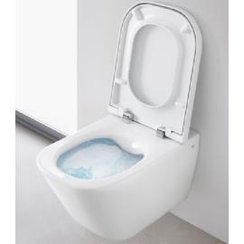 THE GAP стенна тоалетна CLEAN RIM и плавен капак