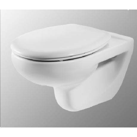 VICTORIA Стенна тоалетна със седалка и капак забавено падане.