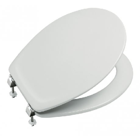 VICTORIA Стенна тоалетна  със седалка и капак стоманени панти.