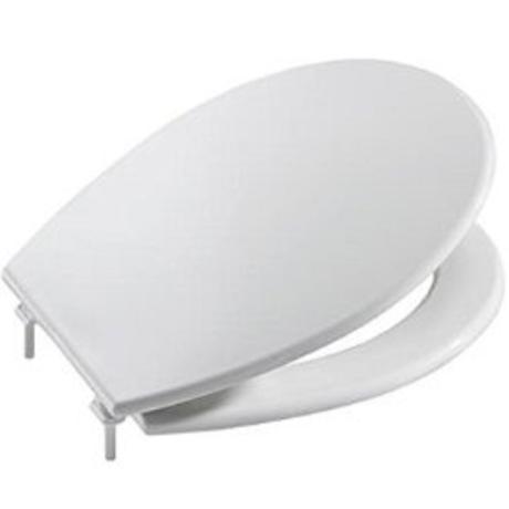 VICTORIA Стенна тоалетна  със седалка и капак дуропласт