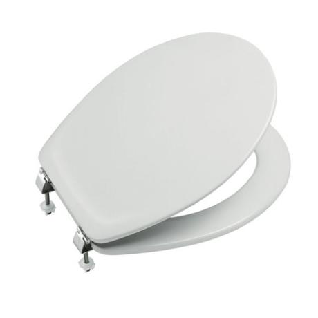 Моноблок VICTORIA долно оттичане със седалка и капак с метални панти
