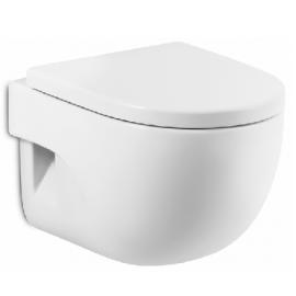 Стенна тоалетна MERIDIAN 56 cm с  обикновен капак