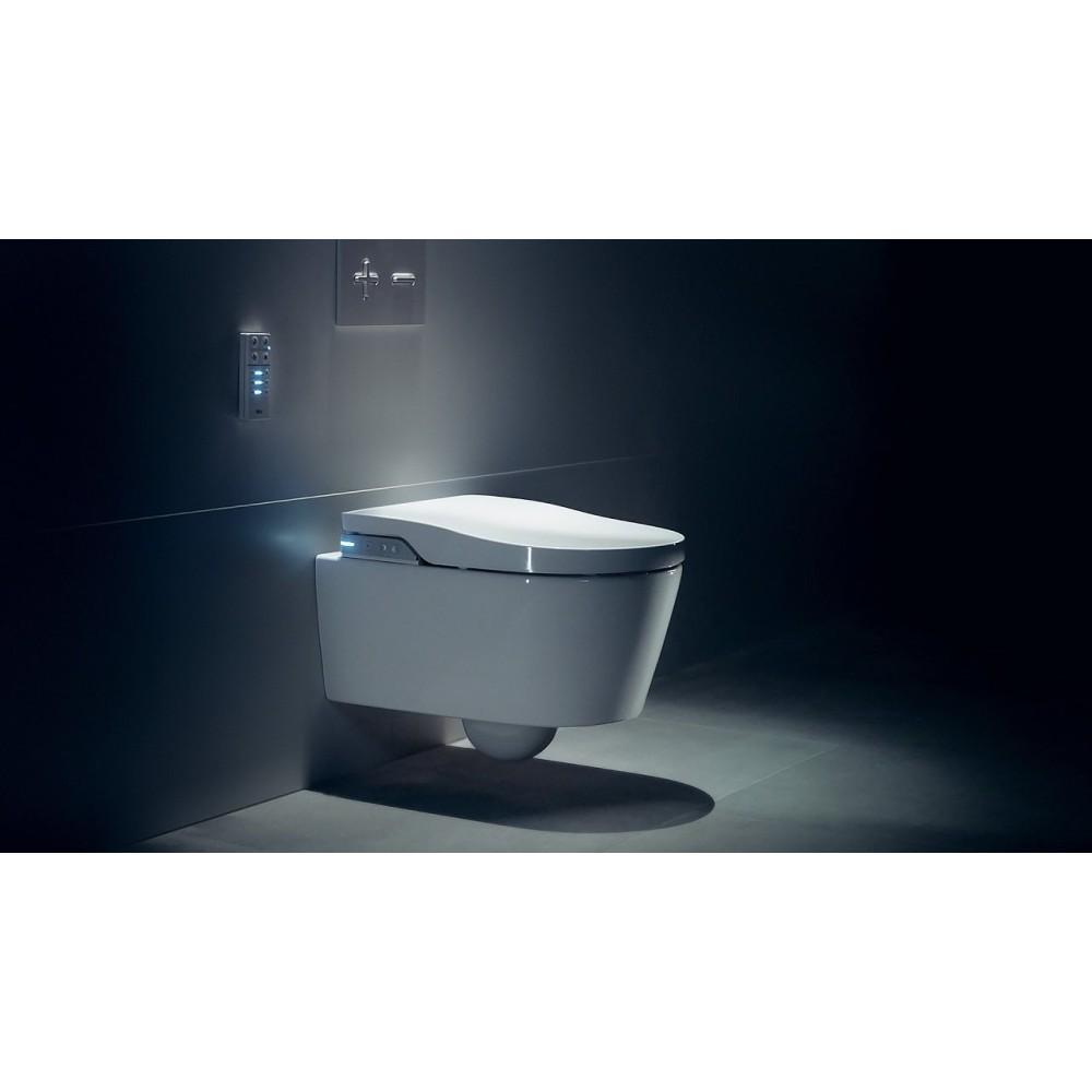 Смарт стенна тоалетна Roca Inspira In-Wash