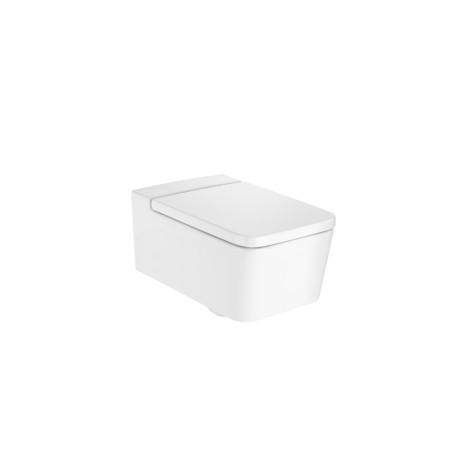 INSPIRA Square Стенна тоалетна с плавно затваряне
