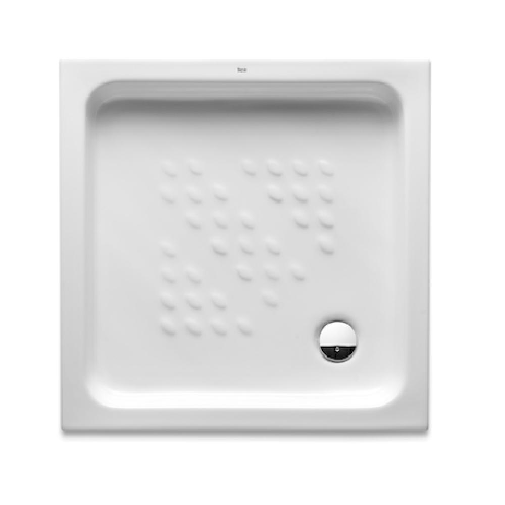 ITALIA Порцеланово квадратно душ - корито 70 х 70 см