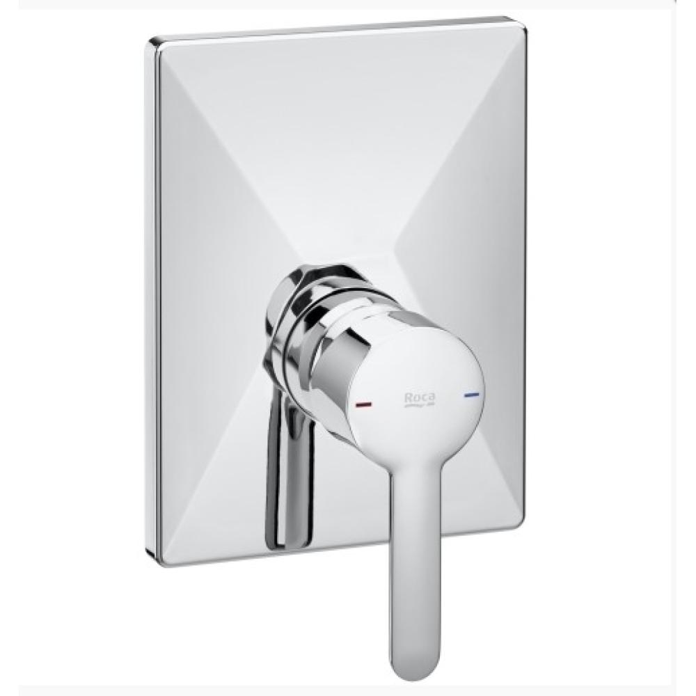 AROLA вграден смесител за душ с квадратна основа