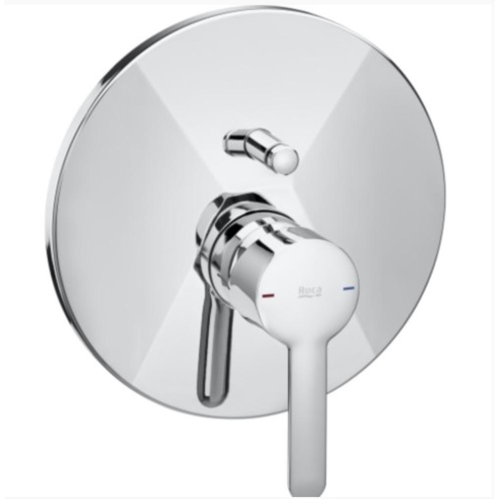 AROLA вграден смесител за вана и душ с кръгла основа