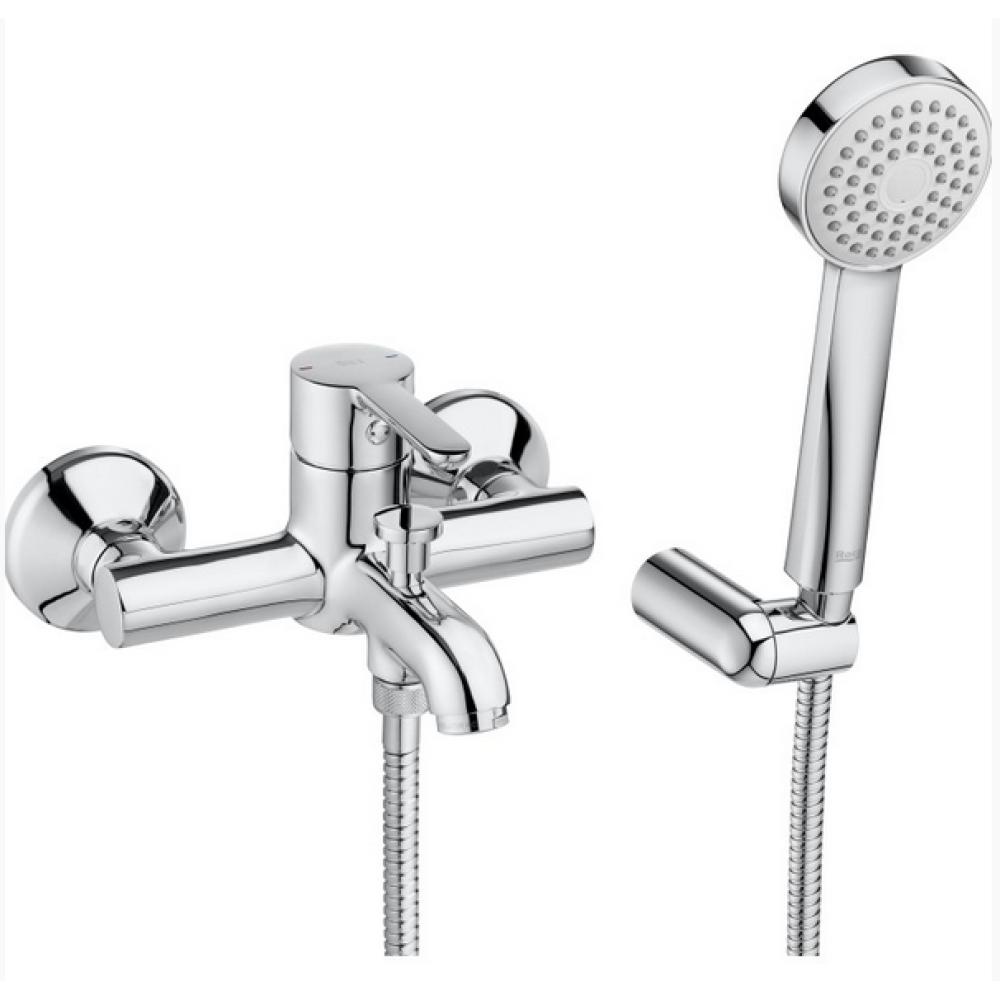 CARELIA смесител за вана/душ с аксесоари