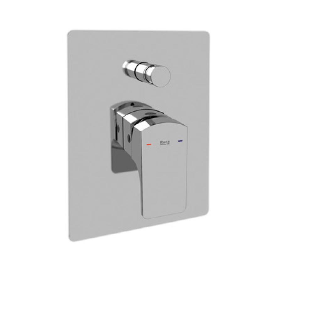 L 90 вграден смесител за вана и душ