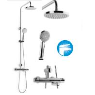 Victoria-T Термостатична колона за вана и душ с чучур