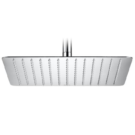 Raindream Тънка квадратна душ глава за монтаж на стена или таван 300 х 300 мм