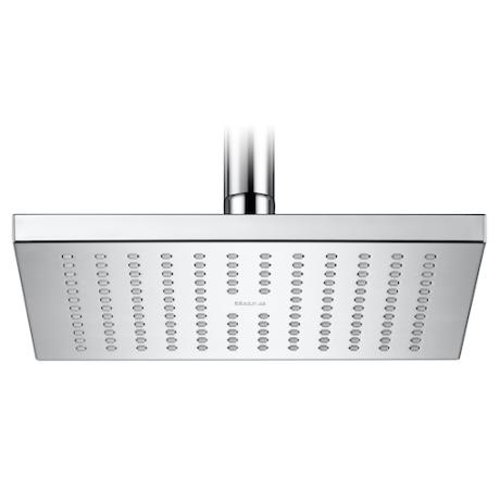 Rainsense Квадратна душ глава за монтаж на стена или таван 200 х 200 мм
