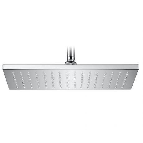 Rainsense Правоъгълна душ глава за монтаж на стена или таван 360 х 240 мм