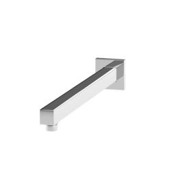 Квадратно рамо от стена за душ глава с дължина 400 мм