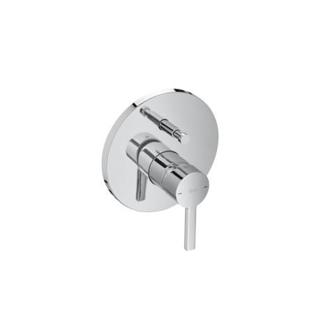 Naia вграден смесител за вана-душ