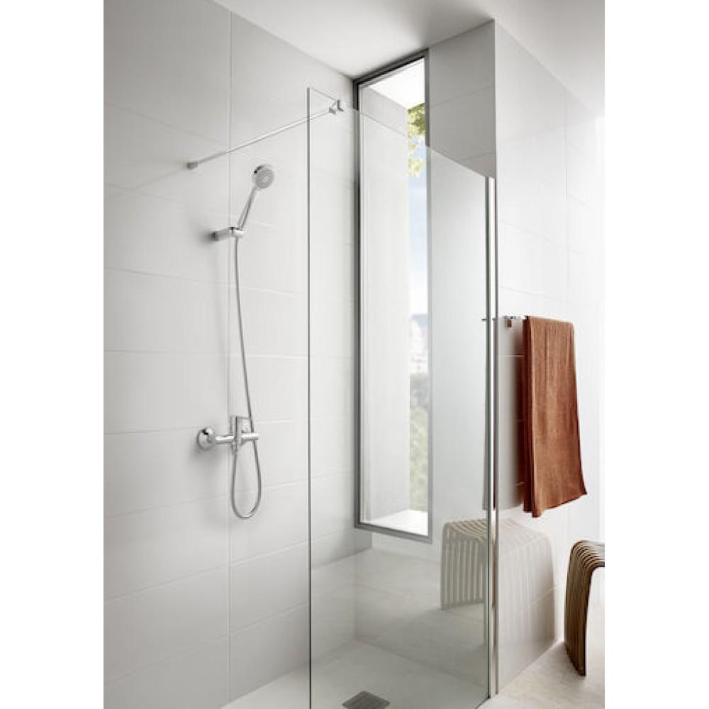 CARELIA смесител за душ с аксесоари за стенен монтаж