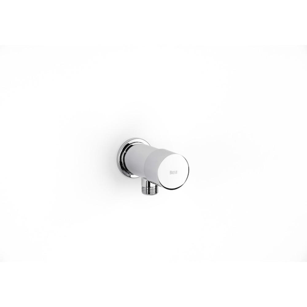 SPRINT Времезатварящ стенен кран за писоар + външна тръба за писоар
