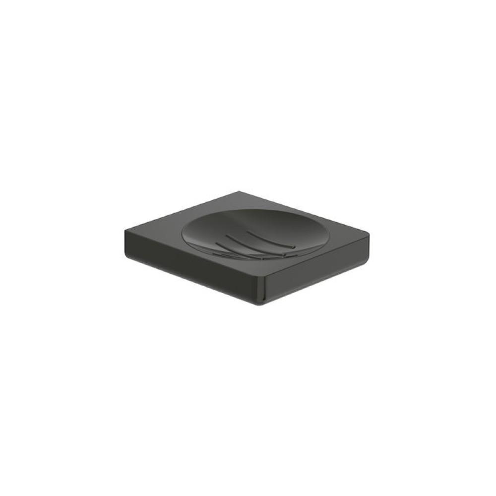TEMPO Стенна сапунерка Titanium Black