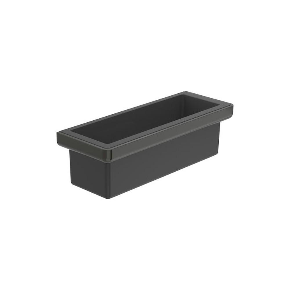 TEMPO Контейнер за шампоани Titanium Black