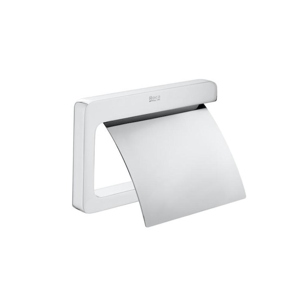 TEMPO Поставка за тоалетна хартия с капак