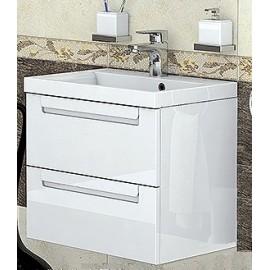 Мебел за баня с две чекмеджета и умивалник FR 60