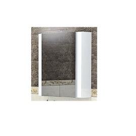 Мебел за баня с една врата и LED осветление FR 60
