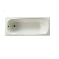 CONTESA стоманена вана 160 x 70