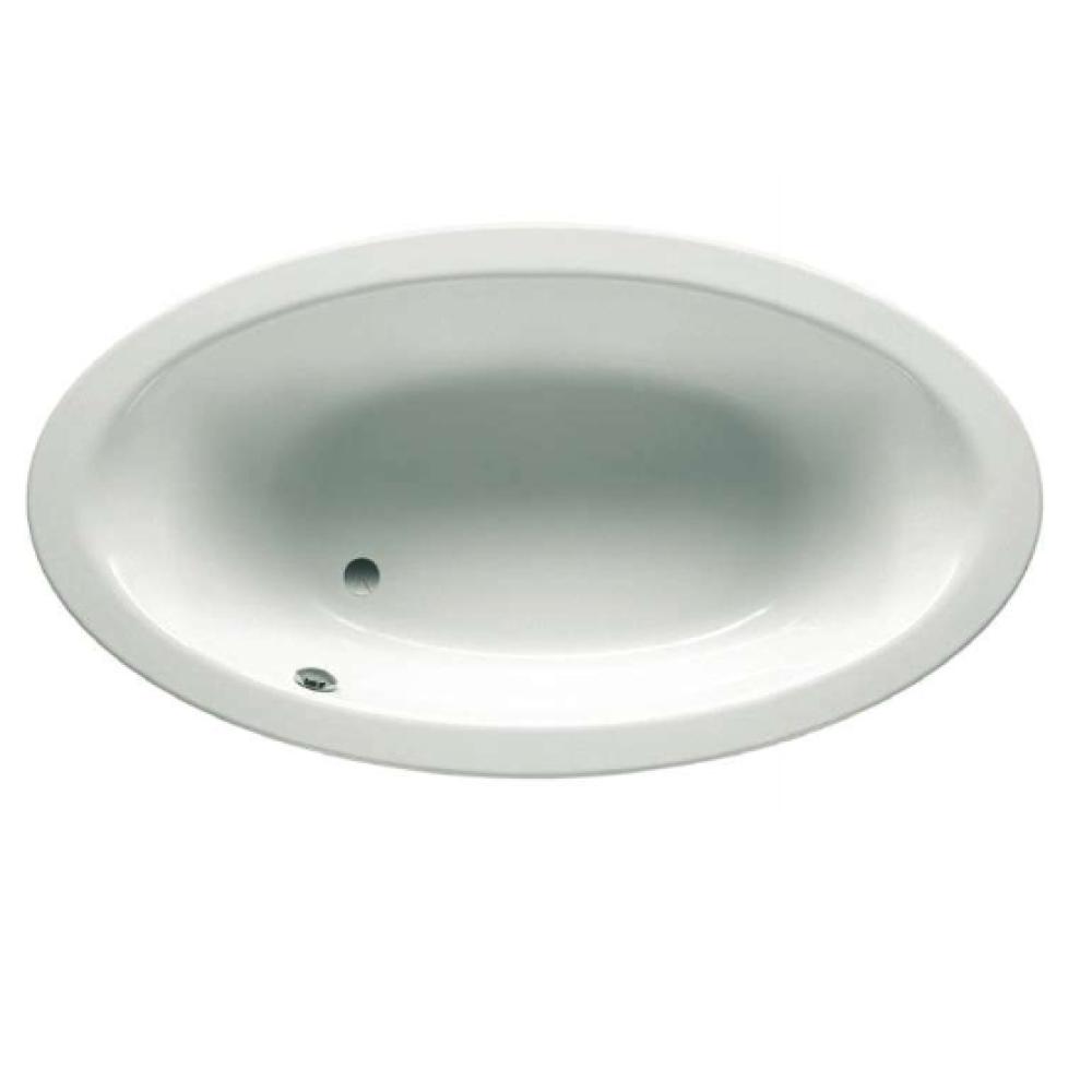GEORGIA акрилна овална вана 185 / 100