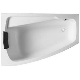 WAITARA акрилна вана 150 / 100 лява с хидромасаж