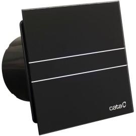 Вентилатор за баня E-100 GTH, ф100 mm - Черен