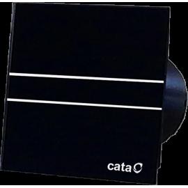 Вентилатор за баня E-100 GTH Time, ф100 mm - Черен