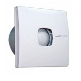 Вентилатор за баня с клапа, бял SILENTIS Ф 100