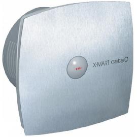Вентилатор с клапа, X-MART MATIC INOX Ф 120