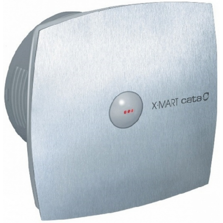 Вентилатор с клапа, X-MART MATIC INOX Ф 100