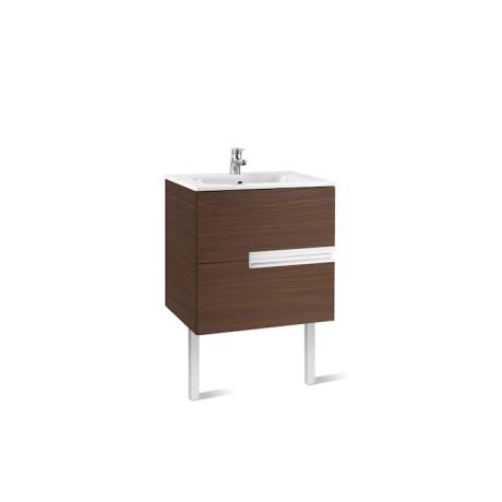 Victoria-N Unik Мебел за баня с 2 чекмеджета и умивалник 60
