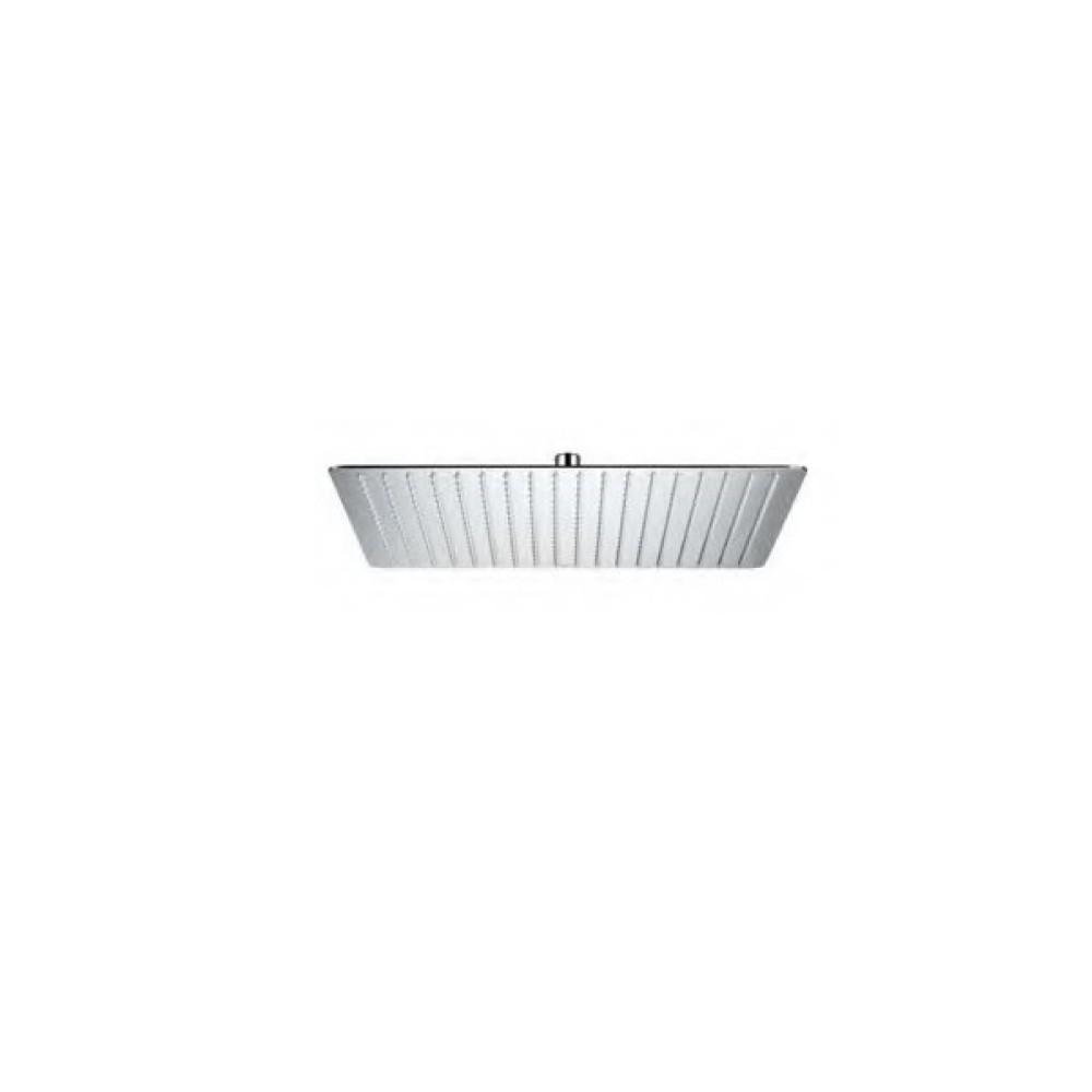 Raindream Тънка квадратна душ глава за монтаж на стена или таван 250 х 250 мм
