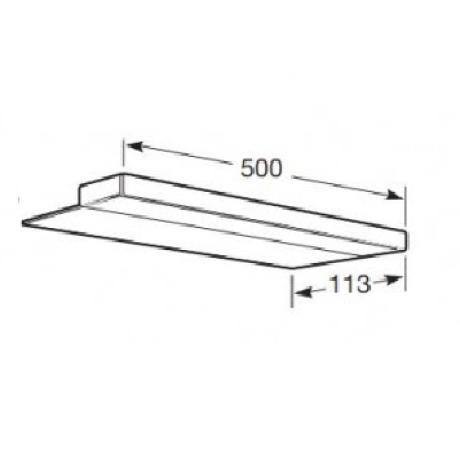 Delgiht 500 Аплик с лед осветлениe
