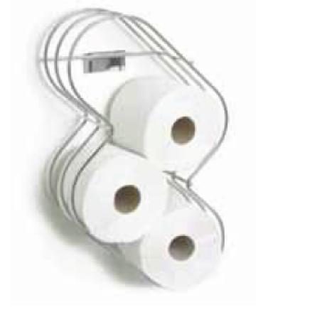 Резервна поставка за WC хартия четворна