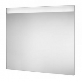 Prisma Comfort 110/80 огледало за баня с лед осветление и противозъмъгляваща плака и сензор