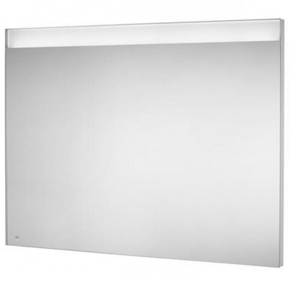 Prisma Comfort 130/80 см огледало за баня с лед осветление, противозъмъгляваща плака и сензор