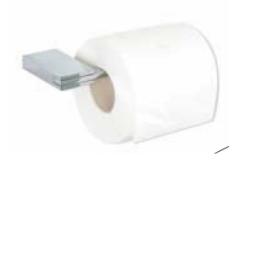 SMARAGD стенна поставка за тоалетна хартия без капак.