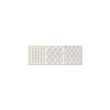 CHAPLIN DEKO VISON 21,4 x 61 плочки за баня ROCA