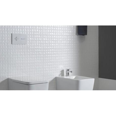 Colette Base Mosaico Blanco 21,4 x 61 cm