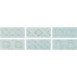 MAIOLICA AQUA 11x 25 Deco плочки за баня от ROCA