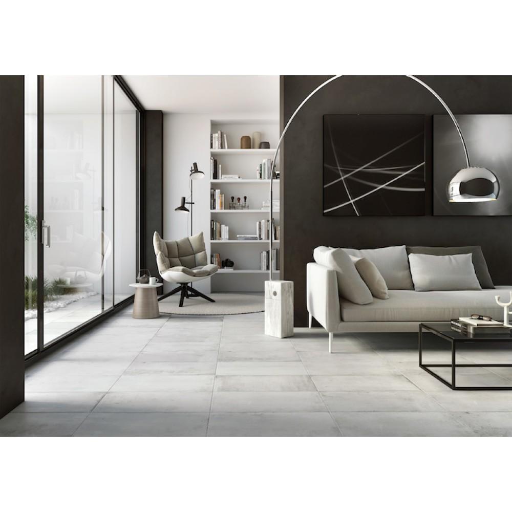 Memory Blanco 61,5 x 61,5 см подови плочки Roca