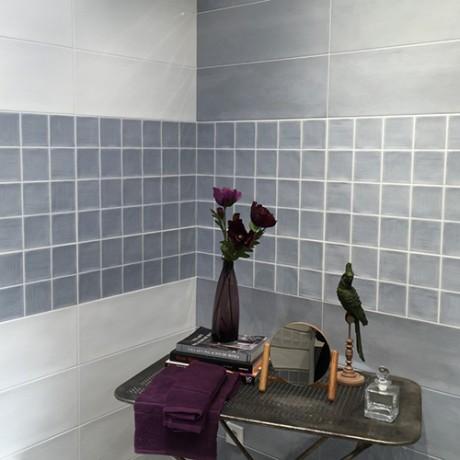 ARLETTE MOSAICO AQUA 21,4 x 61 плочки за баня ROCA