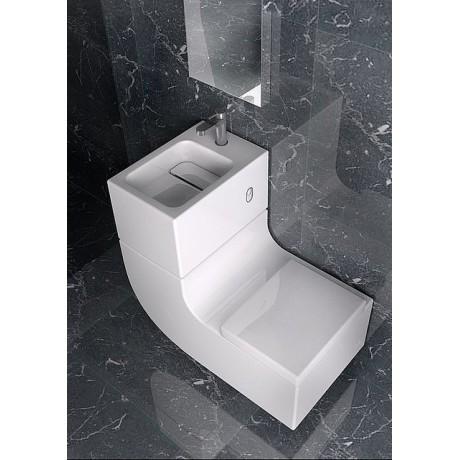 W+W умивалник и стенна тоалетна
